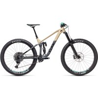 Cube Stereo 170 Race 29 Suspension Bike (2021)   Full Suspension Mountain Bikes