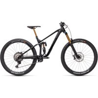Cube Stereo 170 SL 29 Suspension Bike (2021)   Full Suspension Mountain Bikes