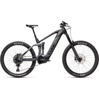 Cube Stereo Hybrid 160 HPC SL E-Bike (2021)   Electric Mountain Bikes