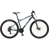 GT Aggressor Expert 29 Hardtail Bike (2021)   Hard Tail Mountain Bikes