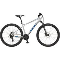 GT Bicycles Aggressor Expert Hardtail Mountain Bike - 2021