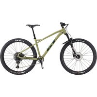 GT Zaskar LT AL Expert Hardtail Bike (2021)   Hard Tail Mountain Bikes