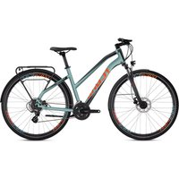 Ghost Square Trekking 2.8 W Urban Bike (2020)   Hard Tail Mountain Bikes