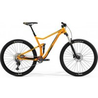 Merida One-Twenty 400 Mountain Bike 2021 - Trail Full Suspension MTB