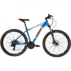 Mongoose Villain 3 2021 Mountain Bike - Blue (B)