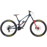 Nukeproof Dissent 275 RS Bike (X01 DH - 2021)   Full Suspension Mountain Bikes