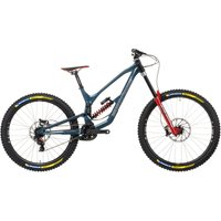 Nukeproof Dissent 297 RS Bike (X01 DH - 2021)   Full Suspension Mountain Bikes