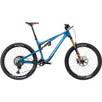 "Nukeproof Reactor 275 Factory XT 27.5"" Mountain Bike 2020 - Trail Full Suspension MTB"