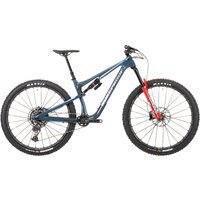Nukeproof Reactor 290 RS Carbon Bike (X01 Eagle - 2021)   Full Suspension Mountain Bikes