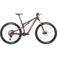 Nukeproof Reactor 290 ST Factory Carbon Bike (XT - 2021)   Full Suspension Mountain Bikes
