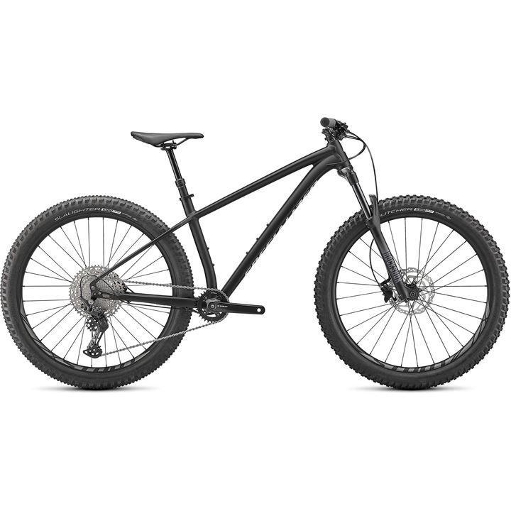 Specialized Fuse 27.5 2022 Mountain Bike - Tarmac Black
