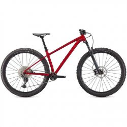 Specialized Fuse Comp 2021 Mountain Bike - Red