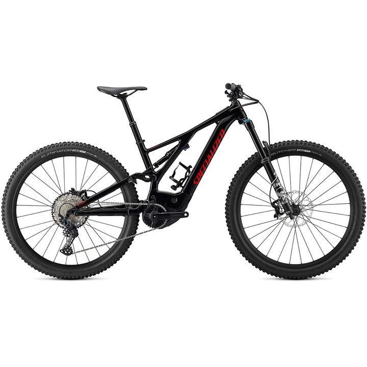 Specialized Turbo Levo Comp 29 2021 Mountain Bike - Black/Flo Red