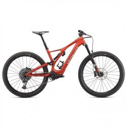 Specialized Turbo Levo SL Expert Carbon 2021 Electric Mountain Bike - Red