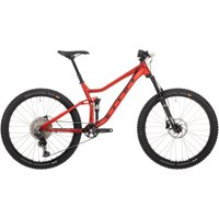 Vitus Mythique 27 VRS Mountain Bike (2021)   Full Suspension Mountain Bikes