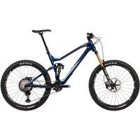 Vitus Sommet 27 CRX Bike (XTR/XT 1x12 - 2020)   Full Suspension Mountain Bikes