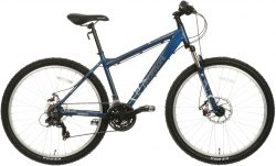 Apollo Incessant Womens Mountain Bike - 17 Inch