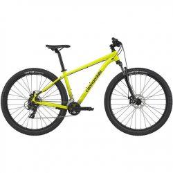 Cannondale Trail 8 2021 Mountain Bike - Yellow