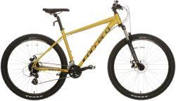 Carrera Vengeance Mens Mountain Bike 2020 - Yellow - Xs
