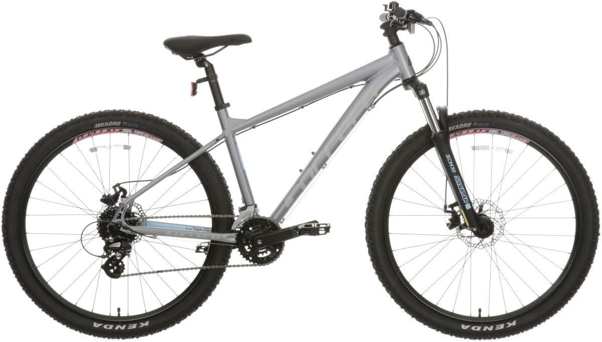 £325.00 Carrera Vengeance Womens Mountain Bike 2020 – Grey/Blue – L
