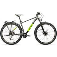 Cube Aim SL 27.5 Allroad Hardtail Bike (2021)   Hard Tail Mountain Bikes