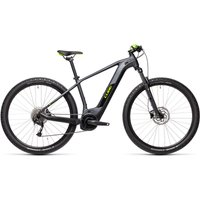 Cube Reaction Hybrid Performance 500 E-Bike (2021)   Electric Mountain Bikes