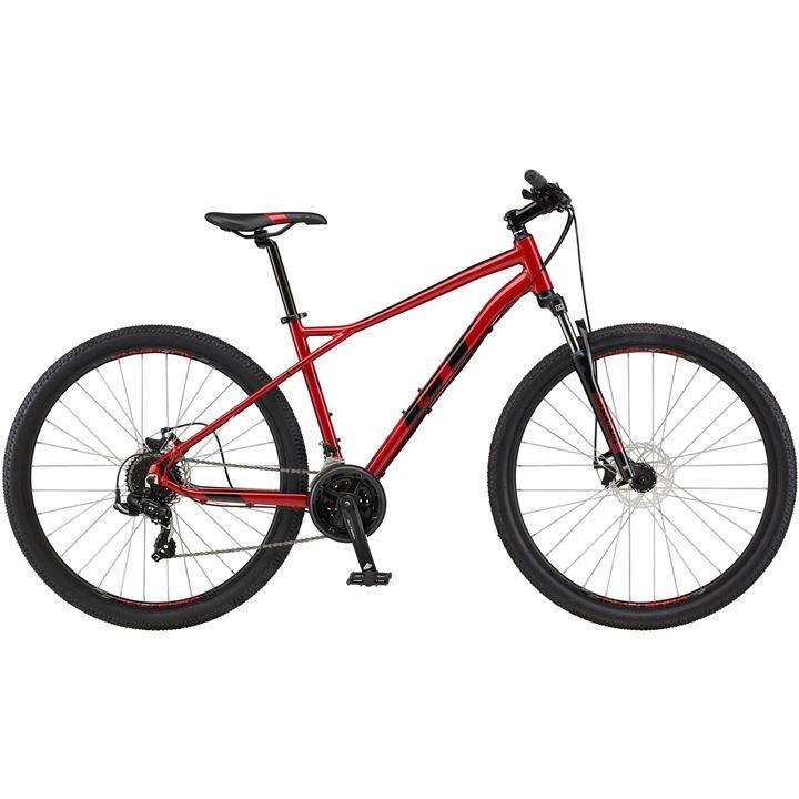 £425.00 – GT Aggressor Sport 2021 Mountain Bike – Red 23