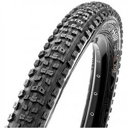 Maxxis Aggressor 27.5 EXO/TR Mountain Bike Tyre - Black