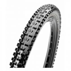 Maxxis High Roller II 27.5 Folding Triple Compound EXO Tubeless Ready Mountain Bike Tyre - Black