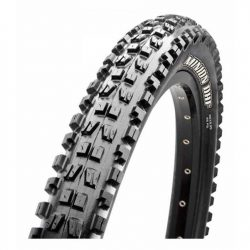 Maxxis Minion DHF 29 Folding Triple Compound EXO Tubless Ready Mountain Bike Tyre - Black