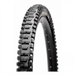 Maxxis Minion DHR II 27.5 Folding Triple Compound EXO Tubeless Ready Mountain Bike Tyre - Black
