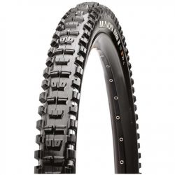 Maxxis Minion DHR II 27.5 x 2.4 Wide Trail 3C Maxx Gripp TR Folding Mountain Bike Tyre - Black