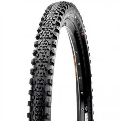 Maxxis Minion Semi Slick 27.5 Folding EXO Tubeless Ready Mountain Bike Tyre - Black