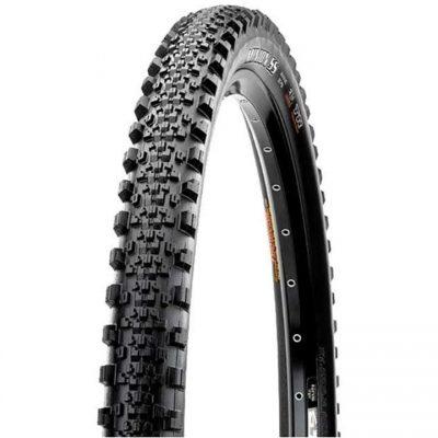 Maxxis Minion Semi Slick 27.5 Folding EXO Tubeless Ready Mountain Bike Tyre - Black
