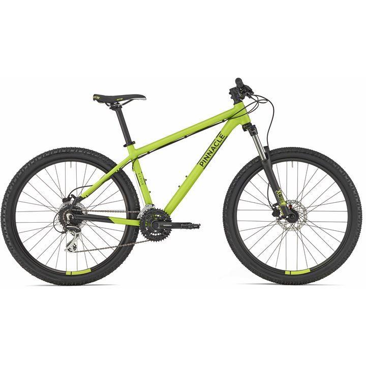 £435.00 – Pinnacle Kapur 1 2020 Mountain Bike – Green/Black