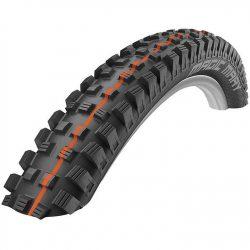 Schwalbe Magic Mary Addix Soft Snakeskin Folding 27.5 x 2.35 Tubeless Mountain Bike Tyre - Black