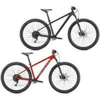 Specialized Rockhopper Elite 27.5 Mountain Bike  2021 Small - Satin Cast Black/Gloss Black