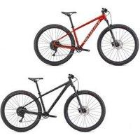 Specialized Rockhopper Elite 29er Mountain Bike  2021 Medium - Satin Cast Black/Gloss BLack