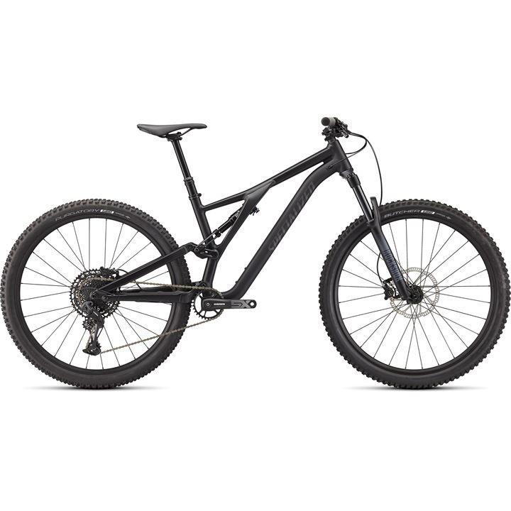 Specialized Stumpjumper Alloy 2021 Mountain Bike - Black/Smoke