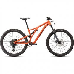 Specialized Stumpjumper Alloy 2021 Mountain Bike - Blaze/Black 22