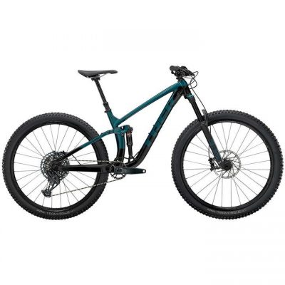 Trek Fuel EX 8 2021 Mountain Bike - Blue 21
