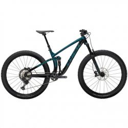 Trek Fuel EX 8 XT 2021 Mountain Bike - Blue 21
