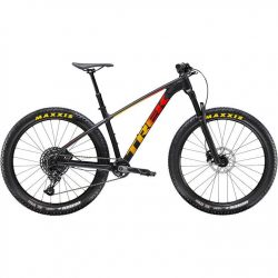 Trek Roscoe 8 2021 Mountain Bike - Black Red 21