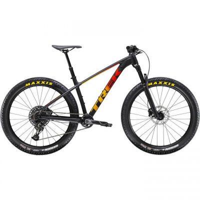 Trek Roscoe 8 2021 Mountain Bike - Black Red 21