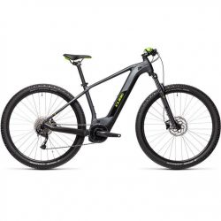 Cube Reaction Performance 500 2021 Electric Mountain Bike - Black