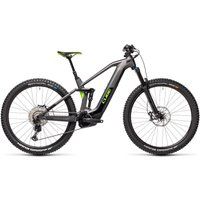 Cube Stereo Hybrid 140 HPC SL 625 E-Bike (2021)   Electric Mountain Bikes