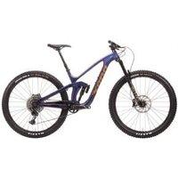 Kona Process 153 Cr/dl 29er Mountain Bike  2020 Medium - Prism Purple-Blue