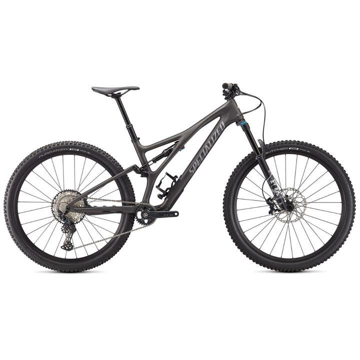 Specialized Stumpjumper Comp 2021 Mountain Bike - Satin Smoke