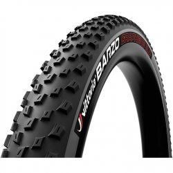 Vittoria Barzo TNT G2.0 27.5 Folding Tubeless Ready Mountain Bike Tyre - Black/Grey