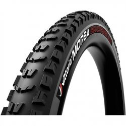 Vittoria Morsa TNT G2.0 27.5+ Folding Tubeless Ready Mountain Bike Tyre - Black/Grey